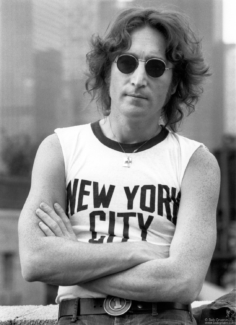 John Lennon, NYC - 1974
