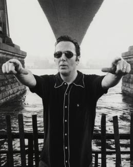 Joe Strummer, NYC - 1999