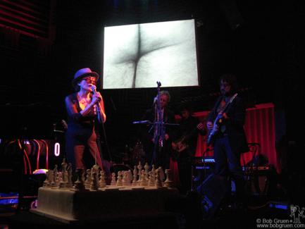 Yoko Ono, NYC - 2008