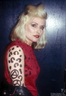 Debbie Harry, NYC - 1988