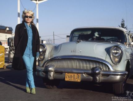 Debbie Harry, NJ - 1978