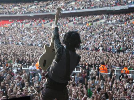 Billie Joe Armstrong, London - 2010
