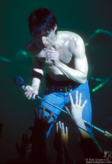 Iggy Pop, Toronto - 1977