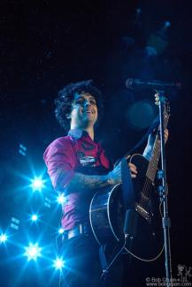 Billie Joe Armstrong, Dublin - 2010