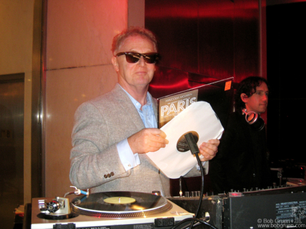Malcolm McLaren, NYC - 2008