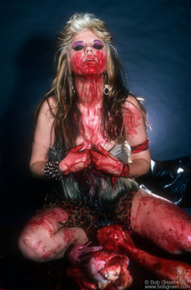 The Great Kat, NYC - 1986