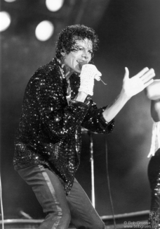 Michael Jackson, NJ - 1984