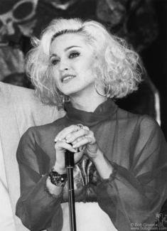 Madonna, NY - 1989