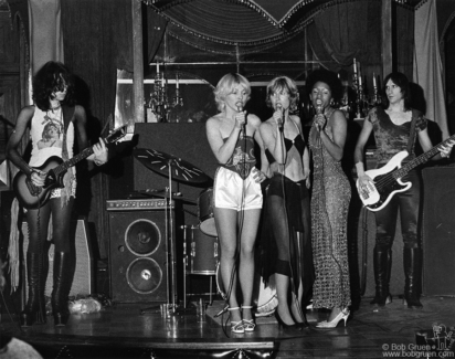 Stilettos, NYC - 1974