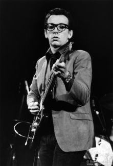 Elvis Costello, NYC - 1977