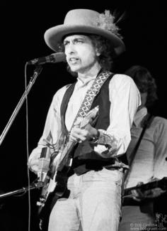 Bob Dylan, MA - 1975