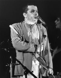 Ian Dury, NYC - 1978