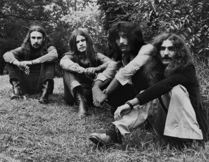 Black Sabbath, NYC - 1971