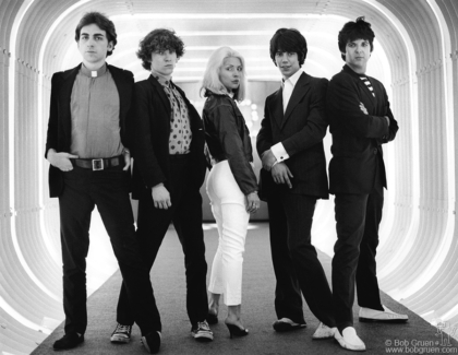 Blondie, NYC - 1976