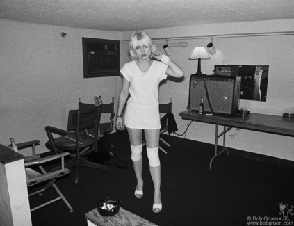 Debbie Harry, MA - 1978