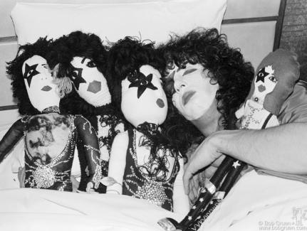 Paul Stanley, Tokyo - 1977