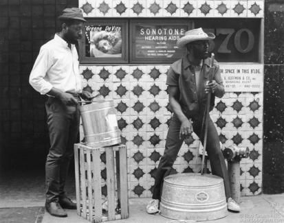 5th Avenue Street Band, NYC - 1971