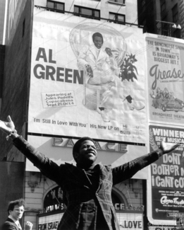 Al Green, NYC - 1972