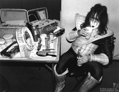 Ace Frehley, Japan - 1978