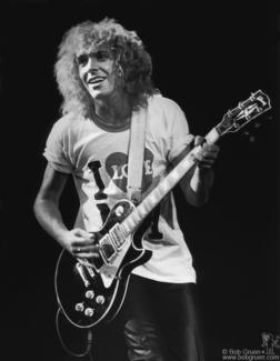 Peter Frampton, NYC - 1979