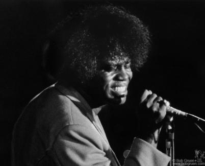 James Brown, Washington D.C. - 1972