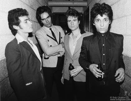Heartbreakers, NYC - 1976