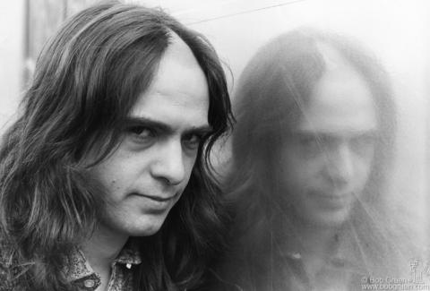 Peter Gabriel, NYC - 1973