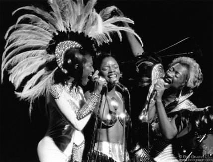 LaBelle, NYC - 1974