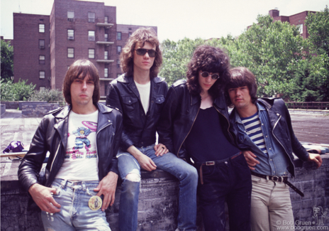 Ramones, NY - 1975