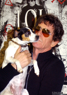 Lou Reed & Lollabelle, NYC - 2003