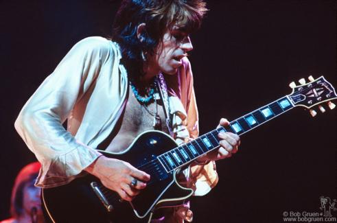 Keith Richards, NYC - 1972