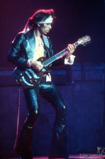 Keith Richards, NY - 1975
