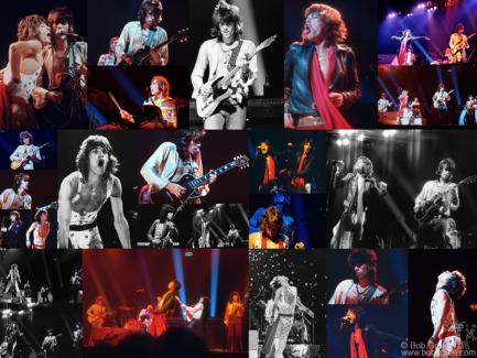 Rolling Stones, NYC - 1972