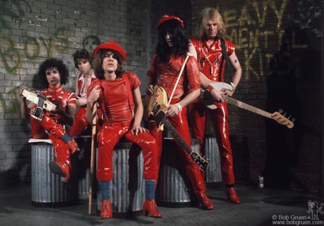 New York Dolls, NY - 1975