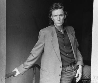 Steve Winwood, NYC - 1986