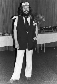 John Bonham, NYC - 1977