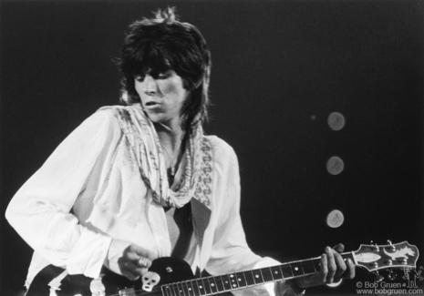 Keith Richards, LA - 1975