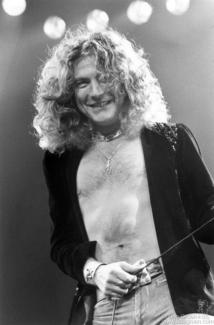 Robert Plant, NYC - 1977
