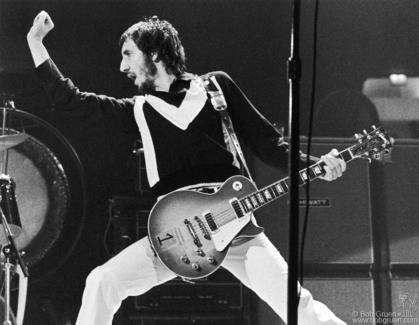 Pete Townshend, Philadelphia - 1973