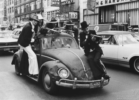 New York Dolls, NYC - 1974