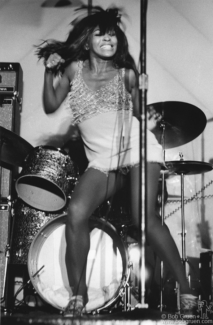 Tina Turner, NYC - 1970