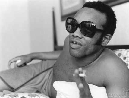 Bobby Womack, GA - 1972