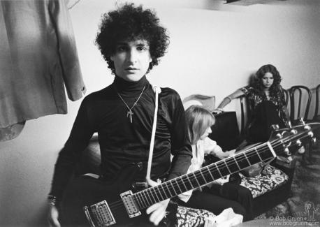 Syl Sylvain, OH - 1976