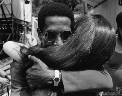 Ike and Tina Turner, NYC - 1971