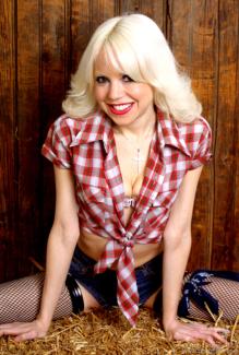 Tammy Faye Starlite, NYC - 2003