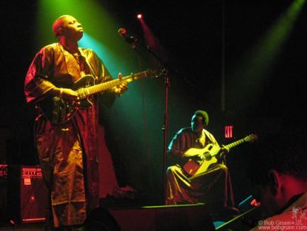 Vieux Farka Toure, NYC - 2007